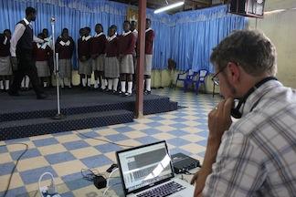 Kariobangi Choir CD
