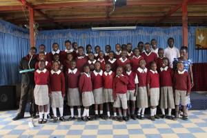 Kariobangi Children's Choir CD