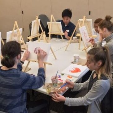 St. Paul Library Art Workshops