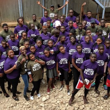 Mathare Art Camp 2019