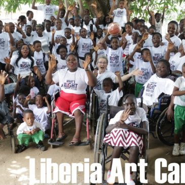 Liberia Art Camp 2020