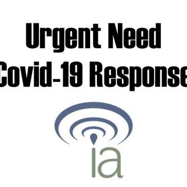Urgent Need: Covid-19 Response