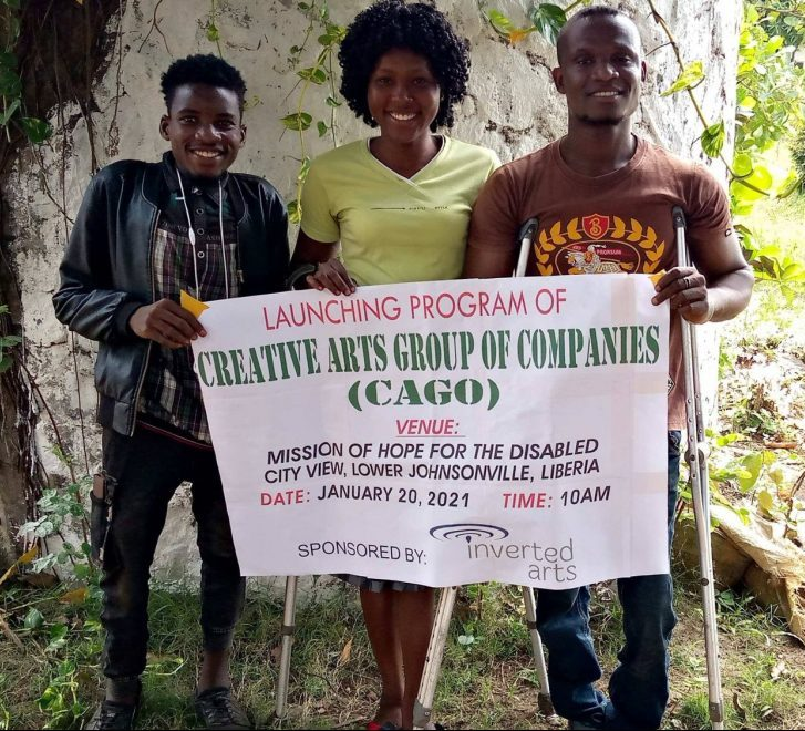 Liberia Business Launch!